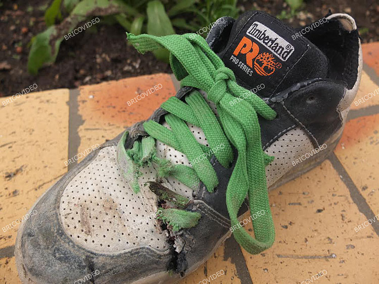accident chaussures de sécurité