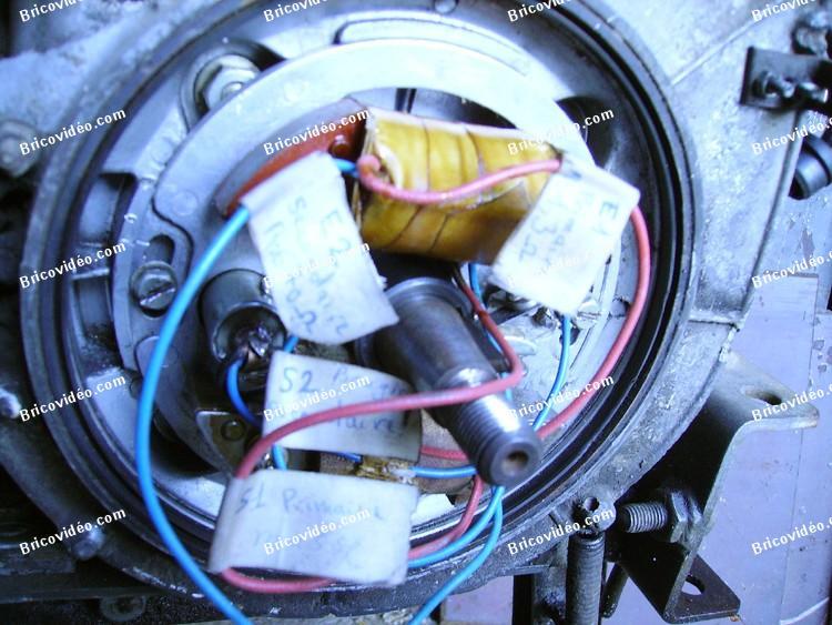 bobine d'allumage motoculteur Shibaura