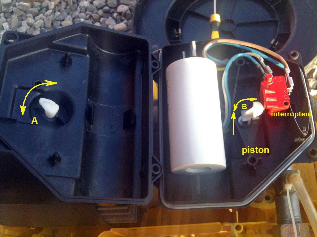 d pannage nettoyeur haute pression karcher 650m probl me