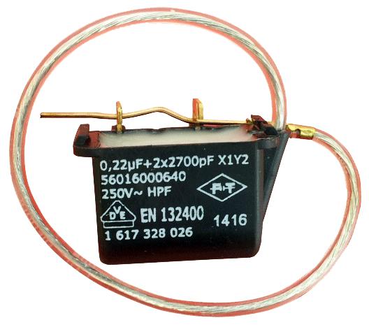 condensateur perforateur Bosch