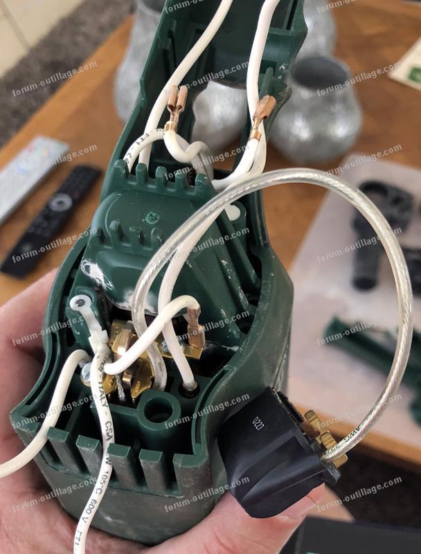 dépannage Perforateur Bosch