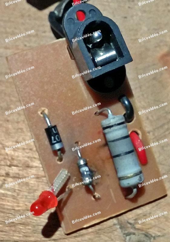 identification composant électronique HS