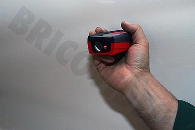 mesure telemetre laser