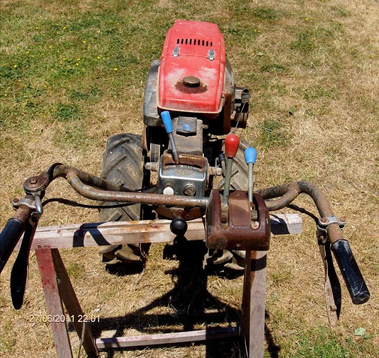 motoculteur mametora eyeline moteur schibaura