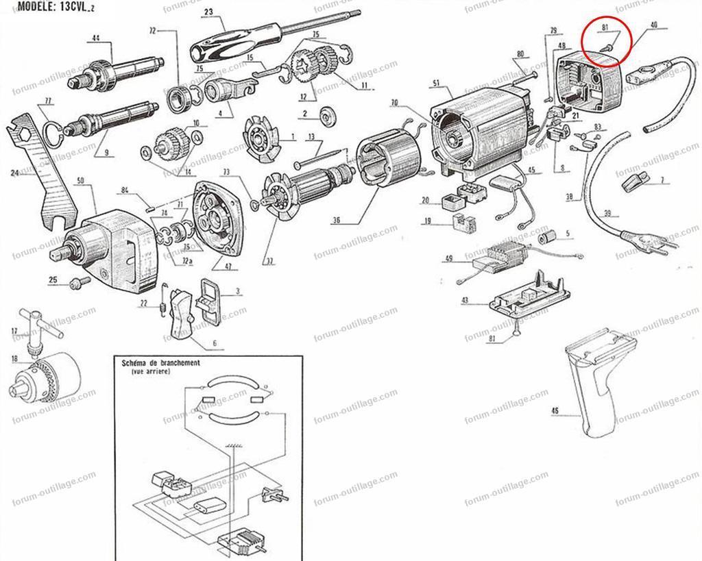 démontage bloc moteur Peugeot mt753